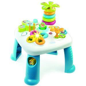 TABLE JOUET D'ACTIVITÉ SMOBY - TABLE D'ACTIVITÉS COTOONS BLEU SM-211067