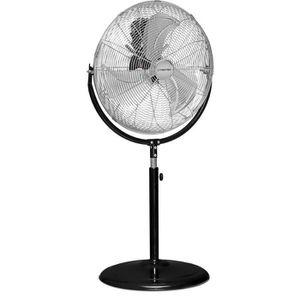 VENTILATEUR Ventilateur sur pied TVM 18 S de 100 watts TROTEC