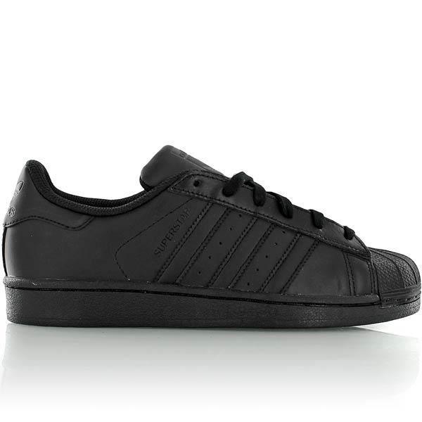 Taille Basket Superstar Noir Vente Adidas Achat 40 Lqjc45ARS3