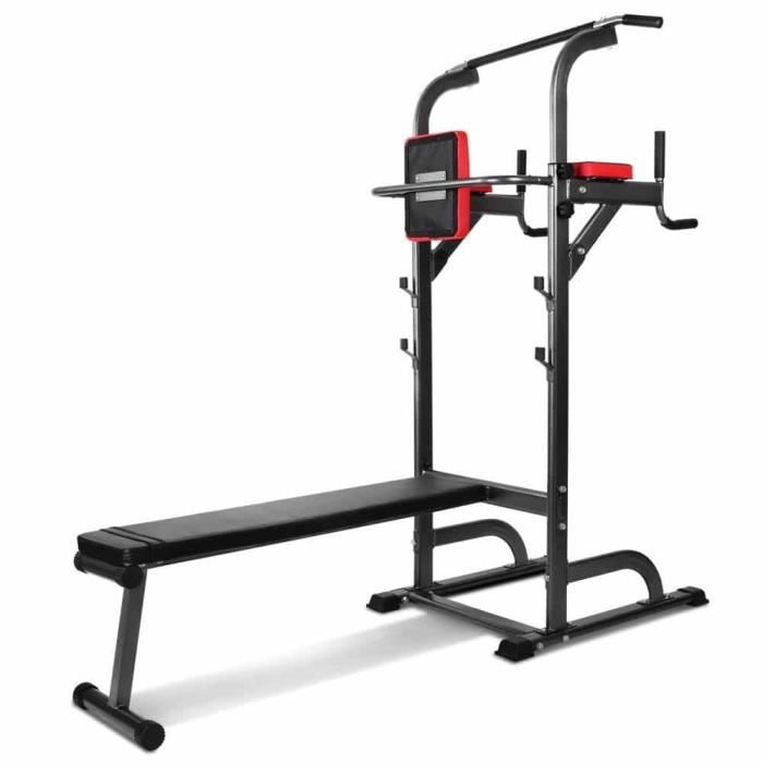 Pullupfitness Chaise Romaine Station Traction Dips Multifonctions