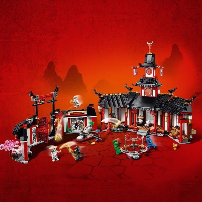 Monastère Jeu Lego Construction Ninjago 70670 Le De Spinjitzu kXn0PN8wOZ