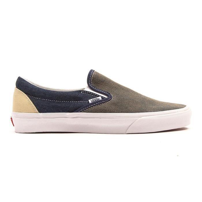 Vans Classic Slip On Dress Blue-true White Shoe ELZ2D 43