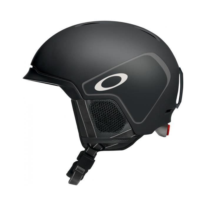 Casque de ski Oakley Mod3 Noir Mat - 52-55 - Prix pas cher - Cdiscount 6646c14d9868