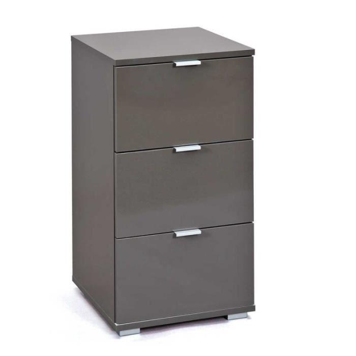 caisson bureau noir a tiroir achat vente caisson bureau noir a tiroir pas cher soldes d s. Black Bedroom Furniture Sets. Home Design Ideas