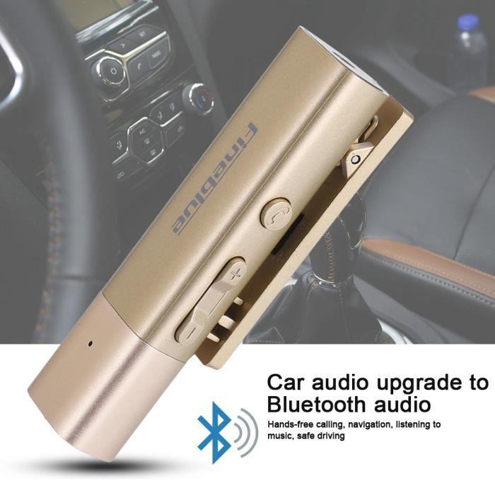 Écouteur Bluetooth Sport Écouteurs Fineblue W688 (or)---dq France