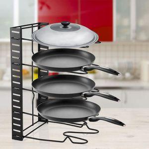 etagere a casserole achat vente etagere a casserole pas cher cdiscount. Black Bedroom Furniture Sets. Home Design Ideas