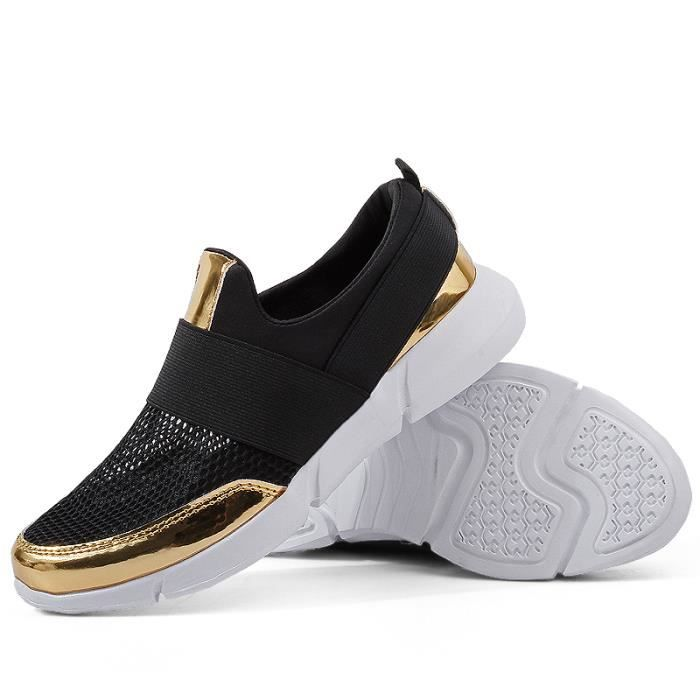Femme Sport noir Pas Nouveau Basket Chaussures Cher De QsdxthCrB