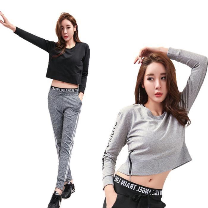 Hsi Confortable Femme Yoga Vêtements De Exercice Aptitude qwq8PUxIr