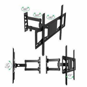 bras articule pour tv achat vente pas cher. Black Bedroom Furniture Sets. Home Design Ideas