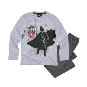 CHEMISE DE NUIT STAR WARS Pyjama 162034 G - Enfant Garçon - Gris