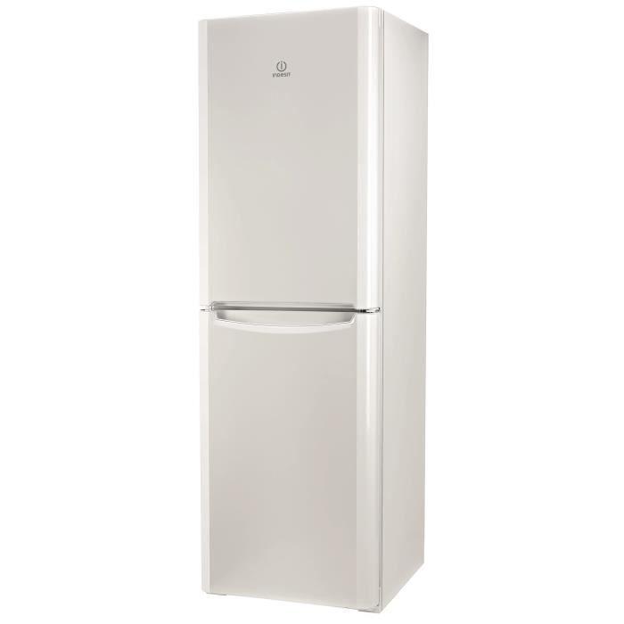 INDESIT BIAA134P - Réfrigérateur congélateur bas - 292L (182+110 ...
