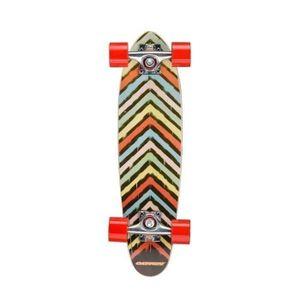 OSPREY Skateboard Mini Cruiser Splat Adulte