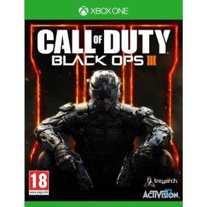 JEU XBOX ONE Game Xbox One Call Of Duty: Black Ops III - Nuketo