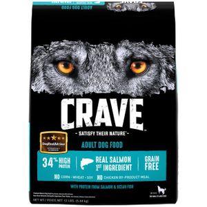 CROQUETTES Grain adulte gratuit à sec Croquettes pour chien p