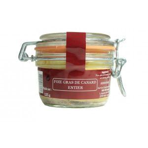 FOIE GRAS Foie gras de Canard entier 125g