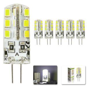 ampoule led g4 blanc chaud achat vente pas cher. Black Bedroom Furniture Sets. Home Design Ideas
