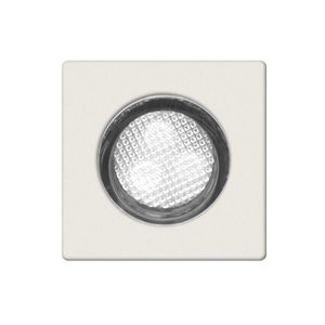 SPOTS - LIGNE DE SPOTS ASTA - Kit de 10 spots carrés LED encastrables d'e