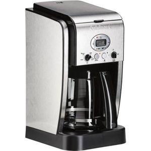 CAFETIÈRE CUISINART DCC2650E Cafetière filtre programmable -