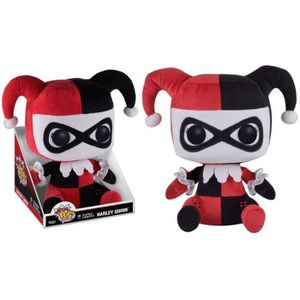 PELUCHE Peluche Funko Plush DC Super Heroes : Harley Quinn