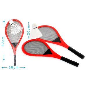 JOKARI - TAP-TAP MGM Badminton géant avec 2 raquettes et 1 volant
