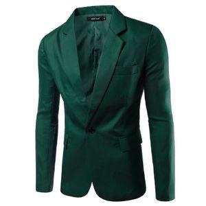 veste costume homme vert achat vente veste costume. Black Bedroom Furniture Sets. Home Design Ideas