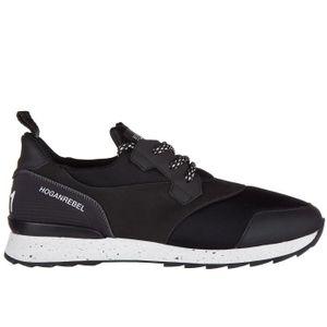 Chaussures baskets sneakers homme en cuir capsule Hogan Ose41RVzV5