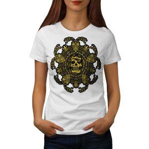 T-SHIRT cristmas Chewbacca Drôle Women  T-shirt | Wellcoda