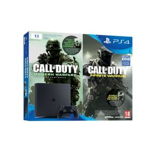 CONSOLE PS4 Console Playstation 4 1 To Slim Chassis D + Call o