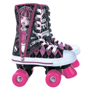 PATIN - QUAD Monster High Patins A Roulettes Pointure 34