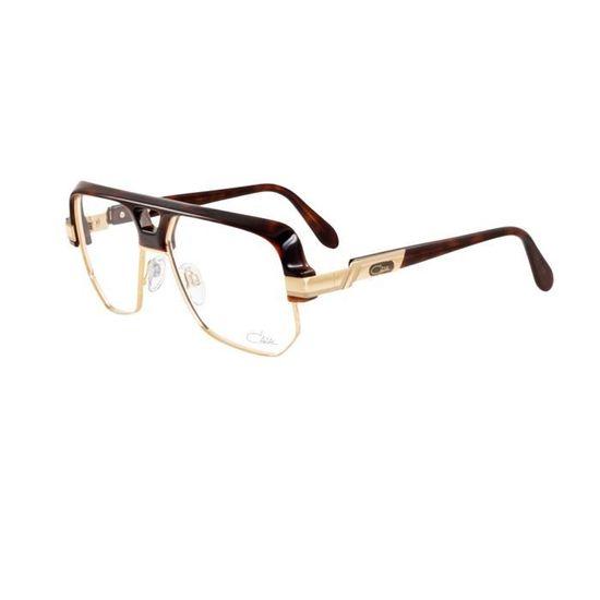 Cazal 672 marron vue Marron - Achat   Vente lunettes de soleil - Cdiscount 659e2b404176