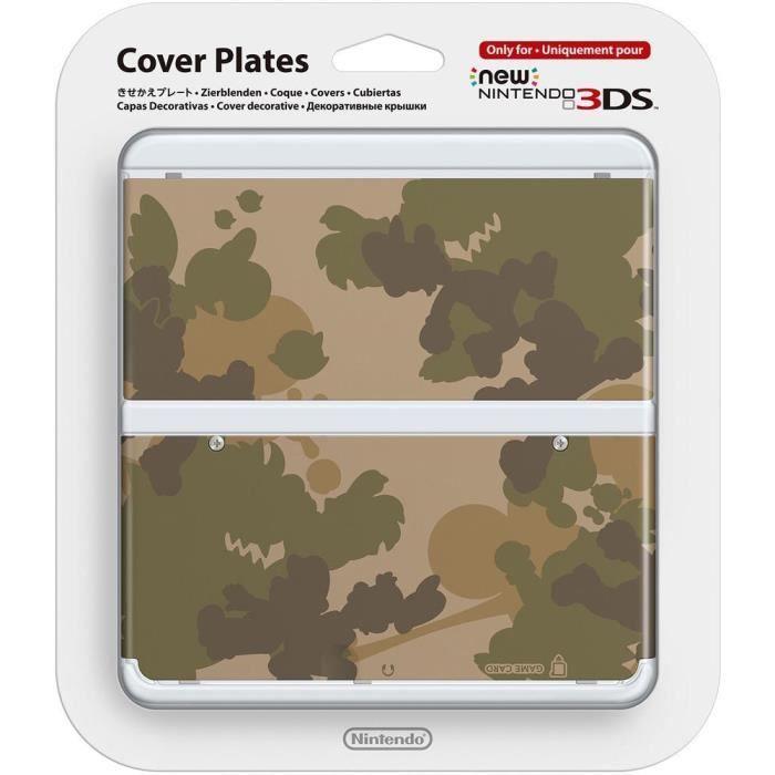 Coque N°17 Mario Camouflage New Nintendo 3DS