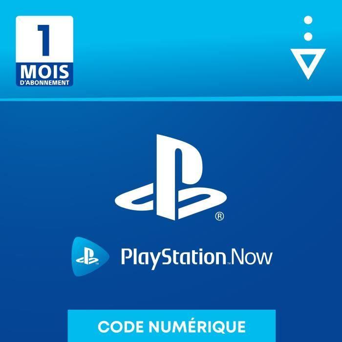 Abonnement 1 Mois au PlayStation Now - Code de Téléchargement pour PS4