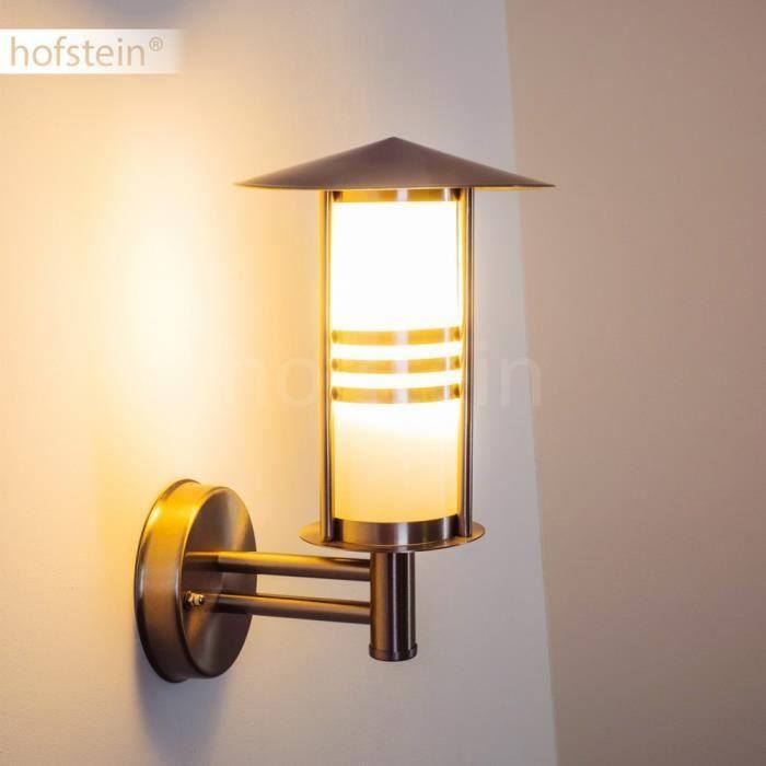 lampe murale exterieur achat vente pas cher. Black Bedroom Furniture Sets. Home Design Ideas