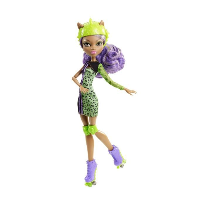 Rollers monster high achat vente jeux et jouets pas chers - Jeux monster high roller ...