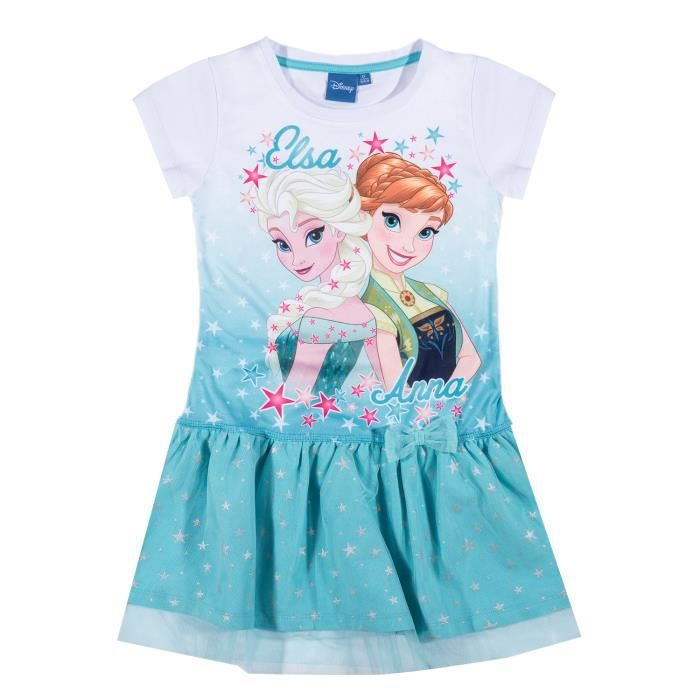 Disney La Reine des neiges Robe