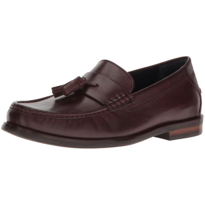 51e648582 Cole Haan Pinch Friday Tassel Contemporary Penny Loafer HTHKL Taille-46