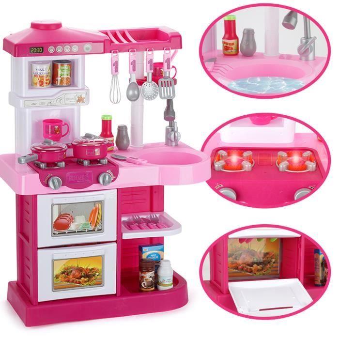 Tempsa set 35pcs jeu de cuisine d nette vaisselle fille - Jeux cuisine gratuit pour fille ...