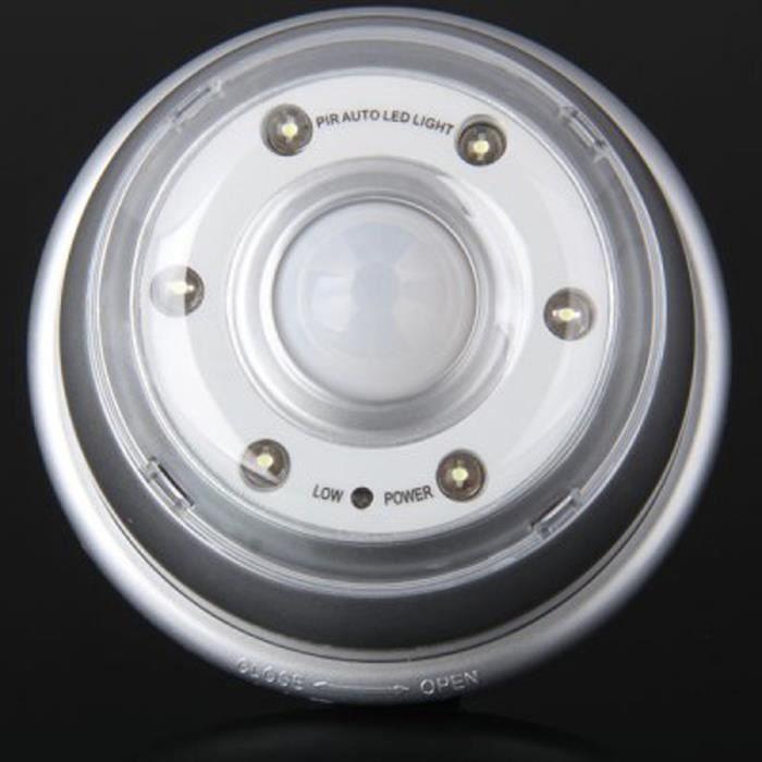 Sans Maison Lumière H58 Mouvement Pir Infrarouge Extérieure 6 Leds Sensor Lampe Détecteur Fil De Auto wwz8p7