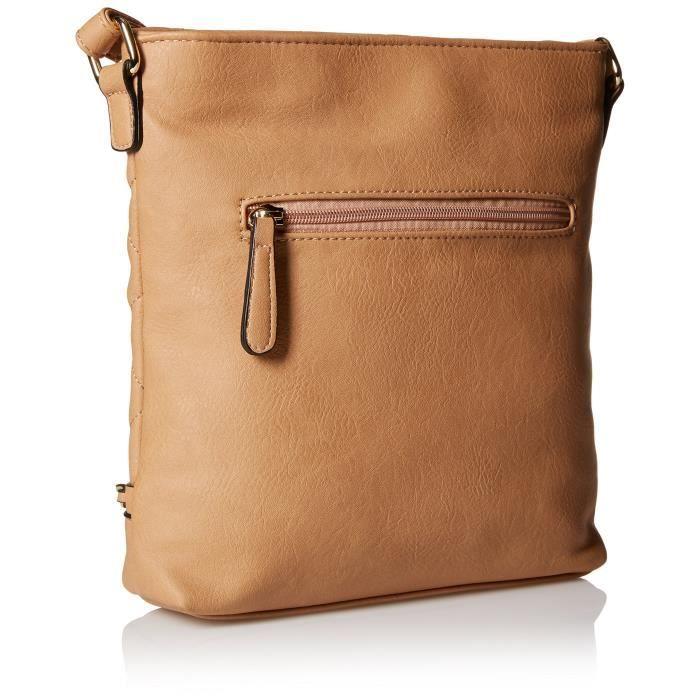 Matelassée Messenger Bag V8D6R