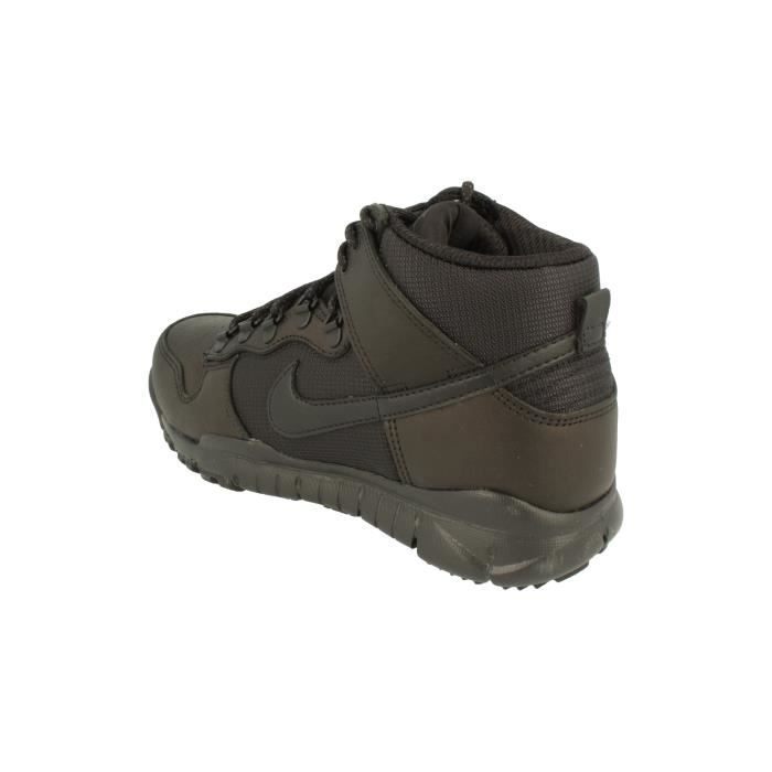Nike Sb Dunk High Boot Hommes Hi Top Trainers 536182 Sneakers Chaussures 001