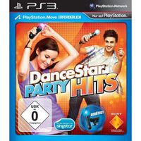 JEU PS3 Dance star party hits [import allemand]