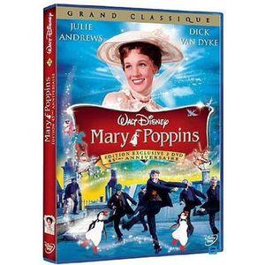 DVD DESSIN ANIMÉ DVD Mary Poppins