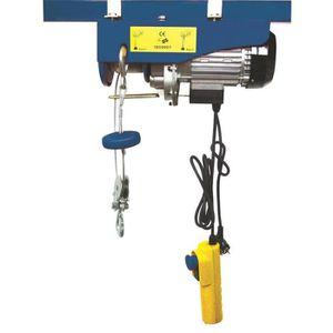 TREUIL - PALAN Treuil électrique câble mécanique FAST 250kg-500 k