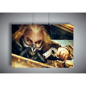 AFFICHE - POSTER Poster MAD MAX FURY ROAD Special Immortal Joe Art