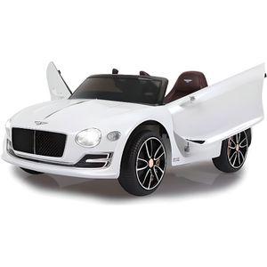 VOITURE ELECTRIQUE ENFANT Voiture électrique 12V Bentley EPX12 Blanche-Enfan