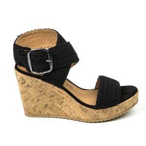 6d26382e081b58 SANDALE - NU-PIEDS Sandales, nu-pieds Chattawak sandales 7-LADY Noir ...