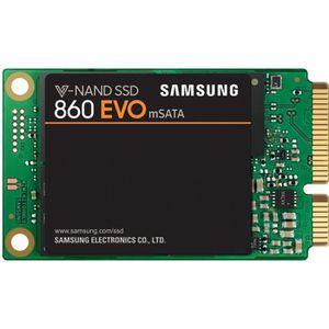 DISQUE DUR SSD SAMSUNG SSD interne 860 EVO mSATA - 250Go