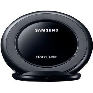 CHARGEUR TÉLÉPHONE Samsung Chargeur induction Stand Noir