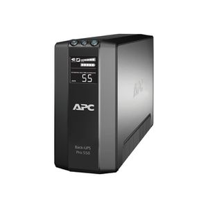 RACK - BAIES  APC Back-UPS RS LCD 550 Master Control Onduleur CA