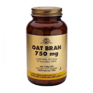 COMPLÉMENT MINCEUR Oat Bran son d'avoine 750 mg - 100 tablets